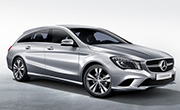 CLA Shooting Brake Owner's manual