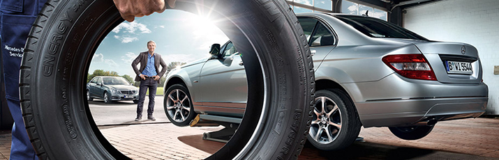 Mercedes-Benz Genuine Approved Tyres
