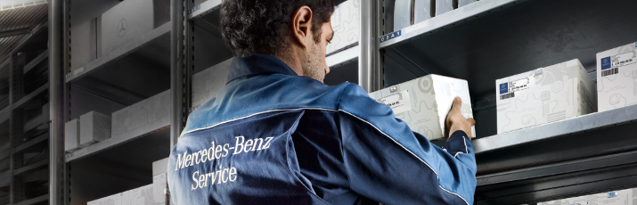 Mercedes-Benz GenuineParts